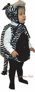 Zebra Costume - Infant Boutique Costumes sold out