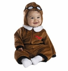 Infant Costumes - Red Baron Vintage Pilot Costume - SOLD OUT