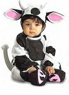 Cozy Cow Costume - Baby Costumes