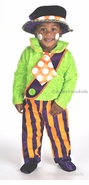 Infant Costumes - Deluxe Wayward Clown Costume