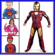 SUPERHERO COSTUMES - SALE