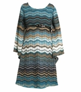 Girls 7 - 16 Fall Dresses - Bonnie Jean Sweater Dress