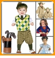 Toddler Halloween Costumes 2-4