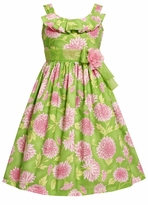 Girls Easter Dress :  Bonnie Jean Spring Floral Dress Size 14 LAST ONE