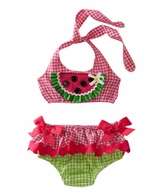 Mud Pie Watermelon Bikini