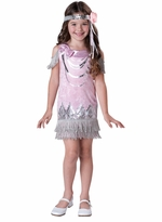 Girls Flapper Dress - Costume Pageant Dress