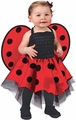 Infant Ladybug Costume Dress Wings Sold Out
