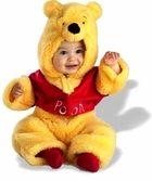Baby or Toddler Disney Costumes - Deluxe Plush Pooh Costume sold out