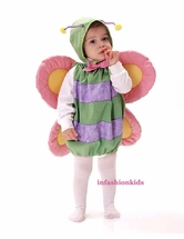 Infant Halloween Costumes - Pastel Butterfly Costume - SOLD OUT