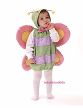 Baby Costumes / Infant or Toddler Butterfly Costume