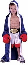 Toddler Boxer Costume - Little Champ Fighter - sold out