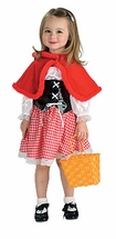 Little Red Riding Hood Costume - Toddler Costumes