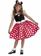Minnie Mouse Costume - Childrens Disney Costumes