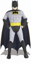 Muscle Chest Batman Costume - Deluxe Batman Costumes Sold out fn