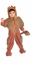 Wizard Of Oz Cowardly Lion Costume - Deluxe