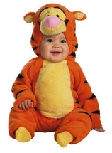 Tigger Costume - Prestige Plush Infant  or Toddler Halloween Costume