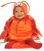 Baby Halloween Costumes - The ORIGINAL Lobster Costume - In Stock!