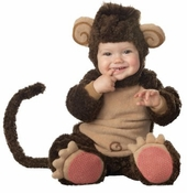 In Character Baby Monkey Costume  SOLD OUT