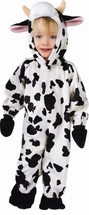 Toddler Cow Costume - Cuddly Cow  out of stock