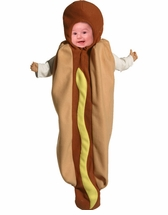 Hot Dog Baby Costume -  Bunting - sold out