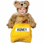 Honey Bear  - Huney Bear Costume