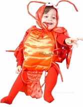 Baby Halloween Costumes - Lobster Costume