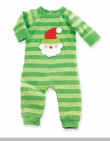 Newborn Baby Santa Christmas Sleeper