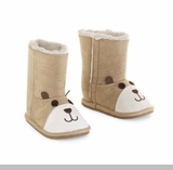 Baby Boots - Bear for boys