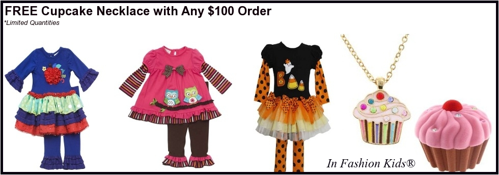 In Fashion Kids Baby and Children's Clothing