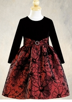 Burgundy Dress - Sold out