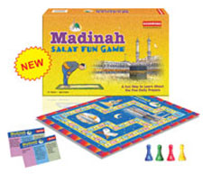 Madinah Salat Fun Game (Box)