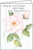 GW4510H - Peaceful Moments Anniversary of Loss Cards