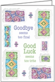 G1424 - Goodbye Cards
