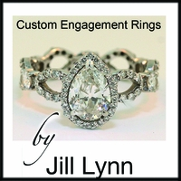 CUSTOM ENGAGEMENT RINGS,WEDDING BANDS & BRIDAL JEWELRY
