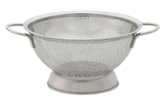 SS PERFORATED COLANDER 7.5""