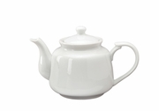 TEAPOT 12 OZ WHITE