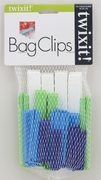 TWIXIT BAG CLIPS FALL COLORS