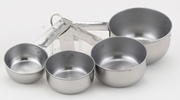 MEASURING CUPS (SET/4) SS