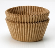 BAKING CUPS LG UNBLEACHED (48)