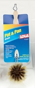 BRUSH LOLA POT & PAN