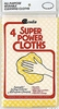 Cadie Super Power All-Purpose Cloths (4pk)
