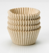 BAKING CUP UNBLEACHED MINI