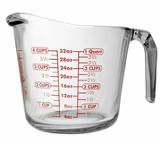MEASURING CUP OVEN PROOF 4 CUP