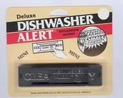 DISHWASHER ALERT
