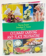 BOOK HC CULINARY CARVING & PLT