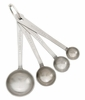 4 PC MEASURING SPOONS