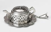 CADDY W/ TEAPOT INFUSER CH BX