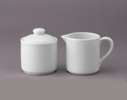 SUGAR/CREAMER SET   8 OZ.