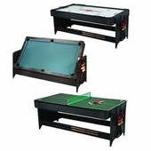 Fat Cat Pockey 3 in 1 Game Table