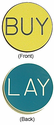 Buy / Lay Button for Craps